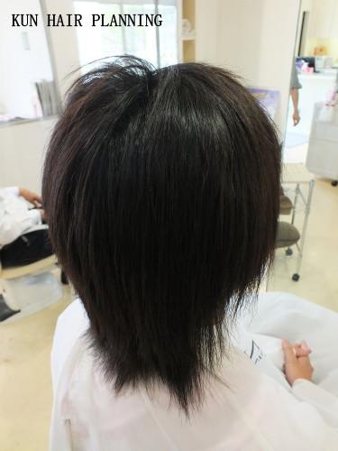 KUN メンズ縮毛矯正1