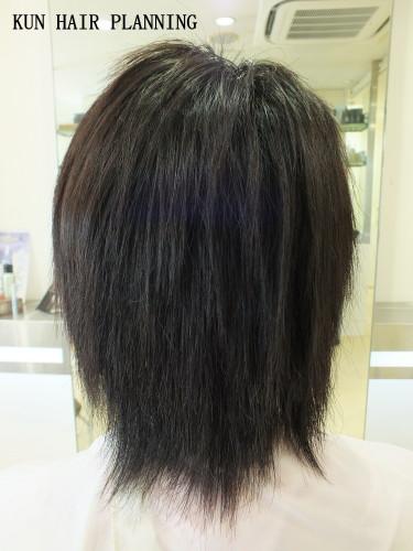 KUN メンズ縮毛矯正3